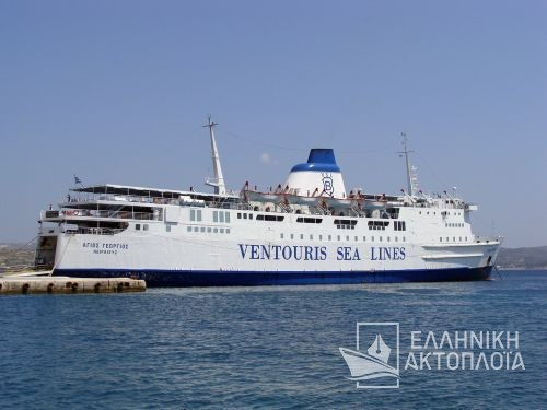 the port of Milos