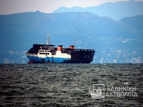 Makedonia (ex. Mami) - Dry Docking