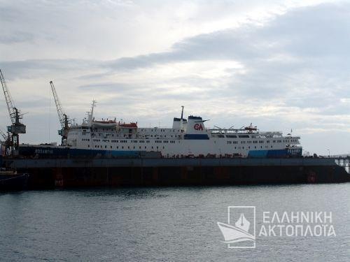 Rodanthi - Dry Docking