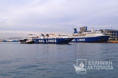 Northen Sea Wolf (ex.Aqua Spirit)- Dry Docking