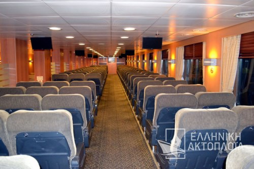 Blue Star Ithaki - Deck 6 - Airseats 1