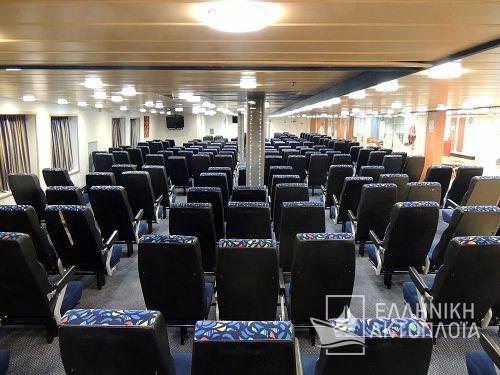Express Santorini - Deck 5 - Airseats