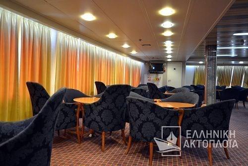 Express Santorini - Deck 6 - Lounge
