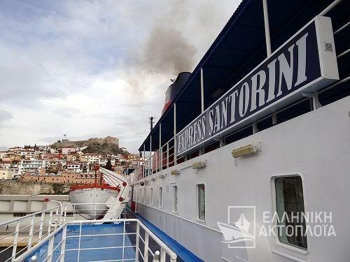 Express Santorini - Deck 7 - Opendeck