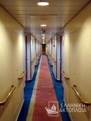 Ikarus Palace - Deck 6 - Cabins