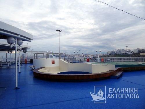Ikarus Palace - Deck 7 - Pool