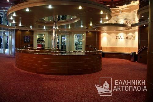 Olympia Palace - Deck 6 - Pandora Shopping Center