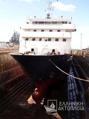 Pantokrator - Dry Docking