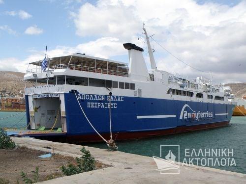 Apollon Hellas - Dry Docking