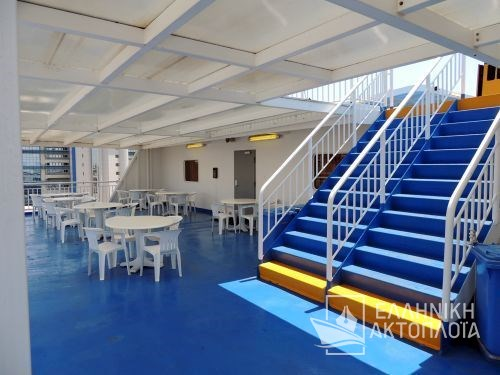 Blue Horizon - Deck 7 - Open Deck