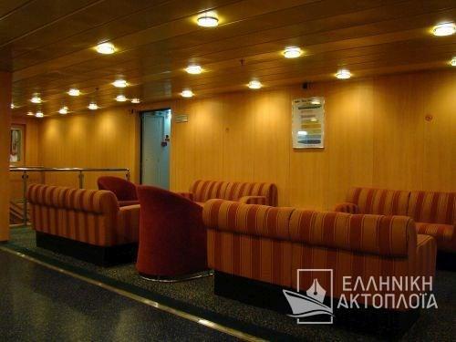 Blue Horizon - Deck 8 - Lounge