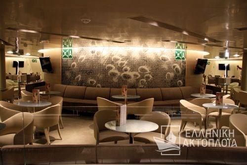 Blue Star Patmos - Deck 6 - Lounge
