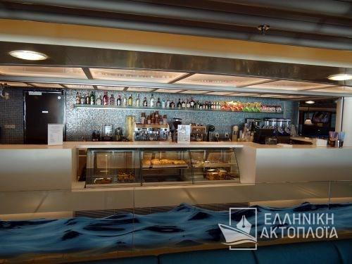 Blue Star Patmos - Deck 6 - Snackbar