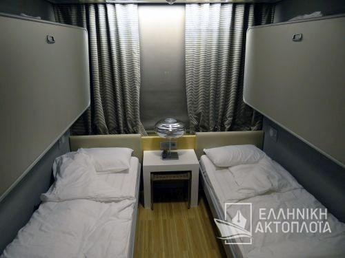 Blue Star Patmos - Deck 8 - Cabins