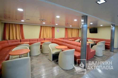 Dionisios Solomos - Deck 7 - Lounge (after conversion)