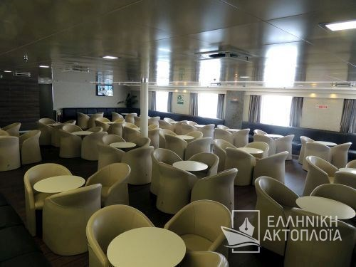 Ekaterini P. - Deck 6 - Main Lounge