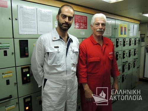 chief engineer-chief electrician