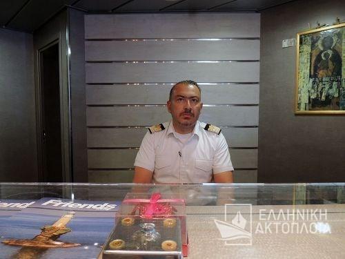 Fast Ferries Andros (ex. Eptanisos) - Crew