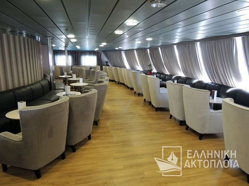 Fast Ferries Andros (ex. Eptanisos) - Deck 6 - Lounge A Class