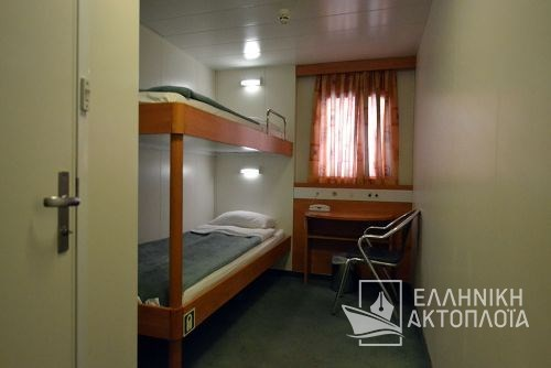 Fast Ferries Andros (ex. Eptanisos) - Deck 7 - Cabins