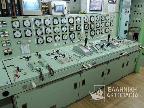 Fast Ferries Andros (ex. Eptanisos) - Engine