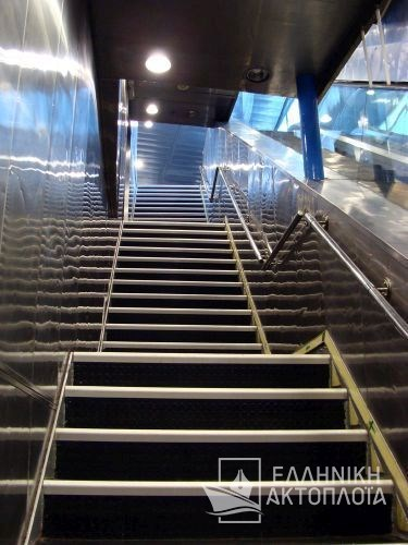 conventional stairs