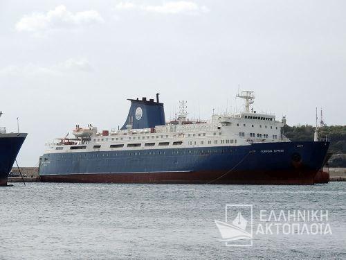 European Express - Dry Docking
