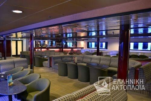 Express Pegasus - Deck 6 - Lounge