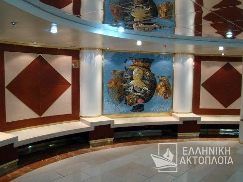 Festos Palace - Deck 5 - Reception