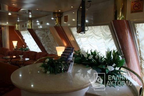 Festos Palace - Deck 6 - VIP Lounge