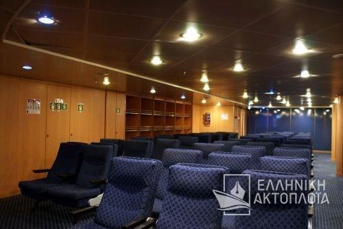 Festos Palace - Deck 7 - Economy Seats