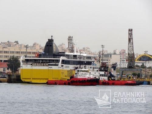 Fior di Levante - Dry Docking