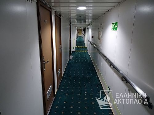 Galaxy (ex. Adriatica I) - Deck 5 -  Cabins