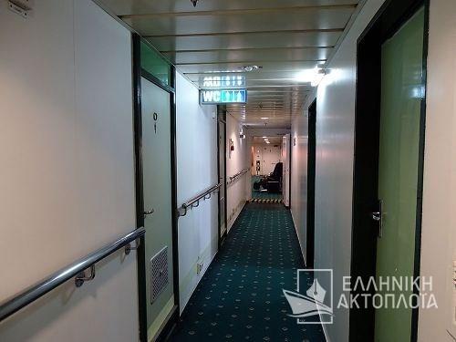 Galaxy (ex. Adriatica I) - Deck 6 - Hall