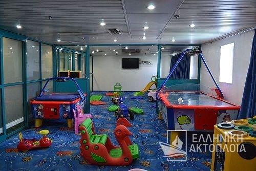 Galaxy (ex. Adriatica I) - Deck 6 - Kinder Room