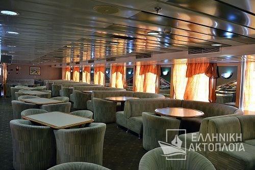 Galaxy (ex. Adriatica I) - Deck 6 - Lounge