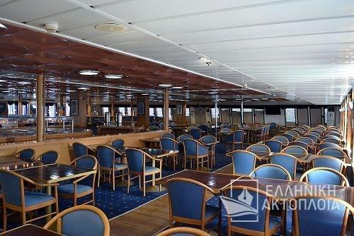 Galaxy (ex. Adriatica I) - Deck 6 - Restaurant