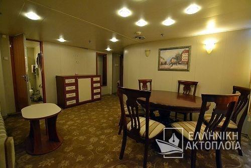 Galaxy (ex. Adriatica I) - Deck 7 - Cabins