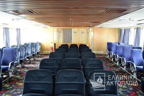 Galaxy (ex. Adriatica I) - Deck 8 - Airseats