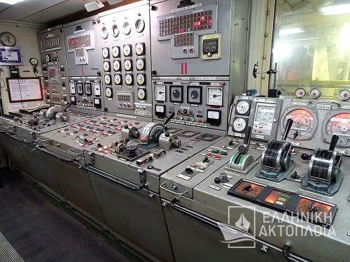 Galaxy (ex. Adriatica I) - Engine