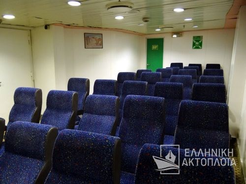 Aqua Blue (ex. Aqua Azzuro, Kiara, Ierapetra L.) - Deck 6 - Airseats