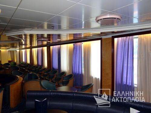 Aqua Blue (ex. Aqua Azzuro, Kiara, Ierapetra L.) - Deck 8 - Lounge