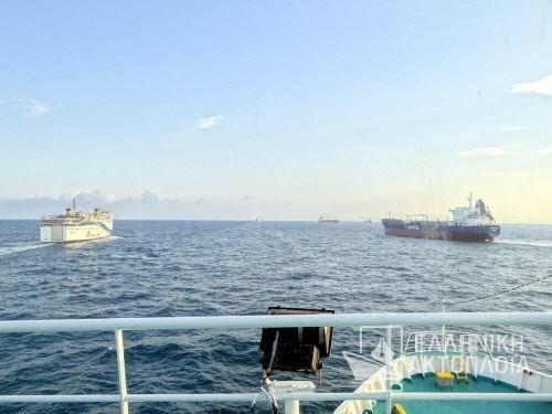 departure from Piraeus1