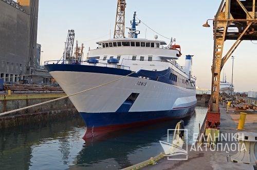 Ionis - Dry Docking