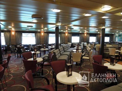 Blue Galaxy (ex. Lefka Ori) - Deck 7 - Bar Lounge