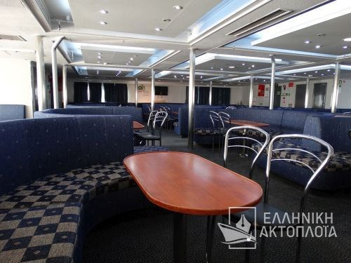 Marmari Express - Deck 4 - Lounge