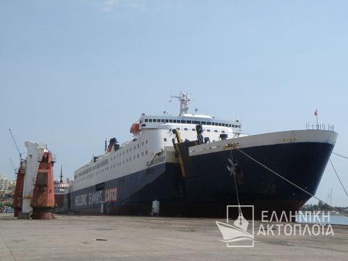 hellenic voyager (ex. ocean trailer)