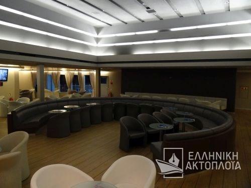 Nissos Rodos (ex. Hellenic Voyager) - Deck 8 - Theater