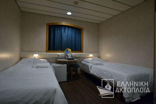 cabin AMEA deck8