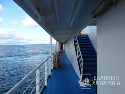 Posidon Hellas - Deck 5 - Opendeck
